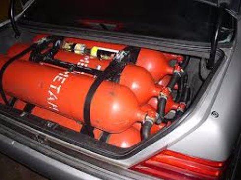 Ставим газовую установку на автомобиль