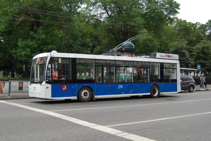 Крым намерен приобрести более 200 новых троллейбусов