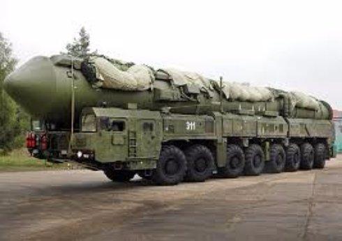 Военная техника (МБР)