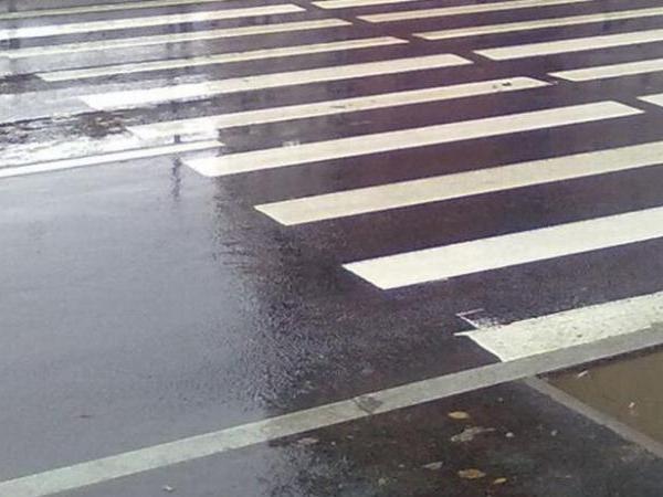 Пешеходные переходы в Крыму не соответствуют нормам
