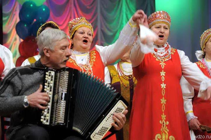 В Феодосийском районе пройдет фестиваль творчества пожилых людей