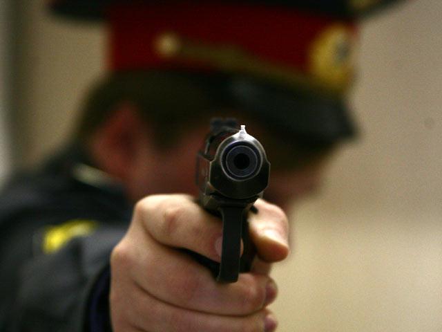 При задержании преступников в Крыму полицейским пришлось применить оружие