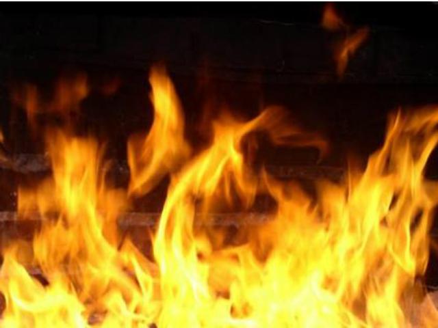 В Севастополе участились случаи возгорания садовых домиков