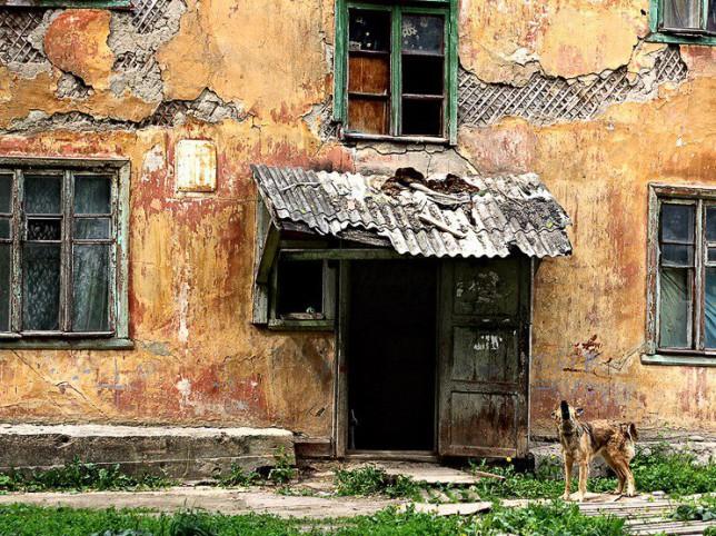 В Крыму возникли проблемы с переселением жильцов аварийных домов