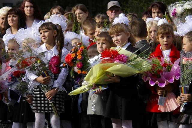 В этом году в первый класс в Феодосии пойдет почти на 150 детей меньше
