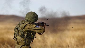 Военнослужащие из Крыма примут участие в учениях в Астраханской области