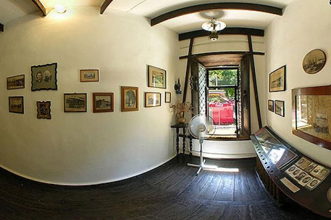 Завтра в Феодосии отметят 45-летие музея Грина