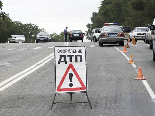 На дорогах Крыма за сутки погибло три человека