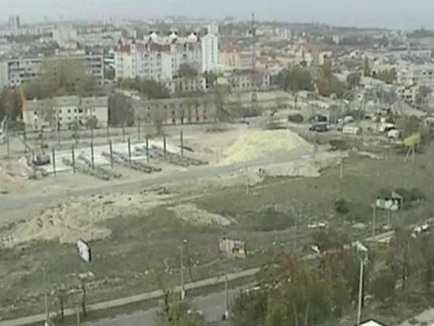 В августе продолжится строительство Ледового дворца в Севастополе