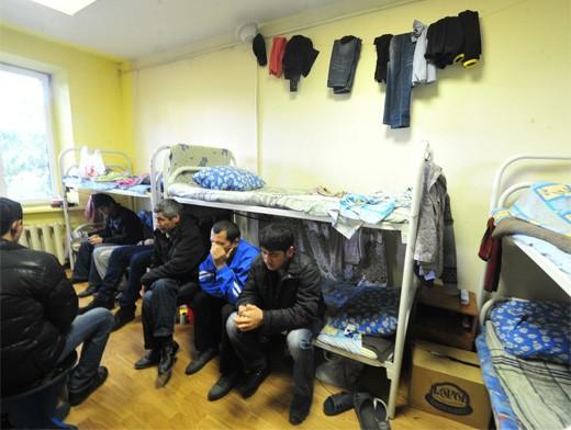 С начала года прокуратура нашла в Крыму 10 перенаселенных мигрантами квартир