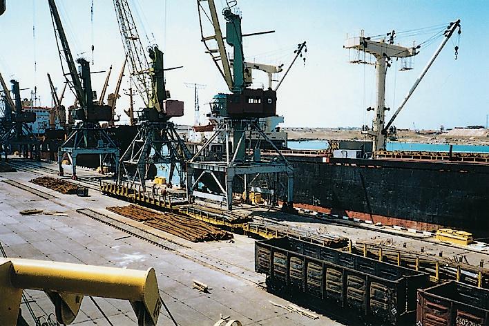 В Севастополе приступили к оценке имущества порта