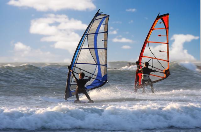 В Керчи состоятся соревнования серферов