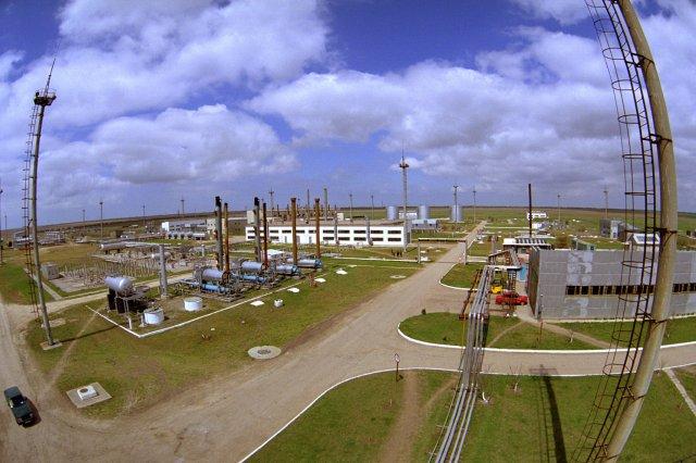 В Крыму хотят реконструировать Глебовское газовое хранилище