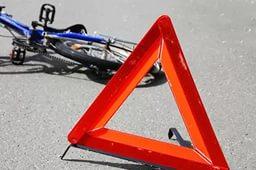 В Алуште произошло ДТП с участием велосипедистки