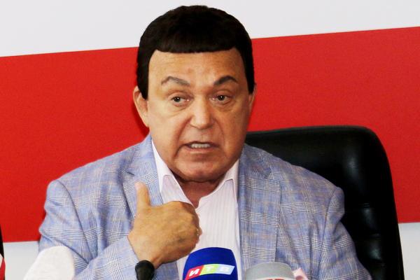 Кобзон предложил передать заповедники в Крыма в частные руки