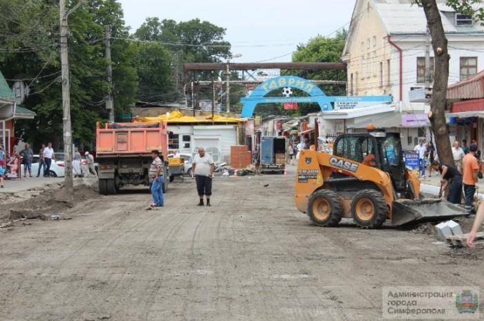 Парковки на месте снесенного рынка на улице Козлова не будет
