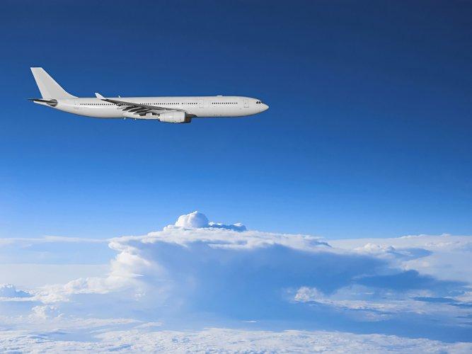 Самолет, летевший из Симферополя, совершил аварийную посадку