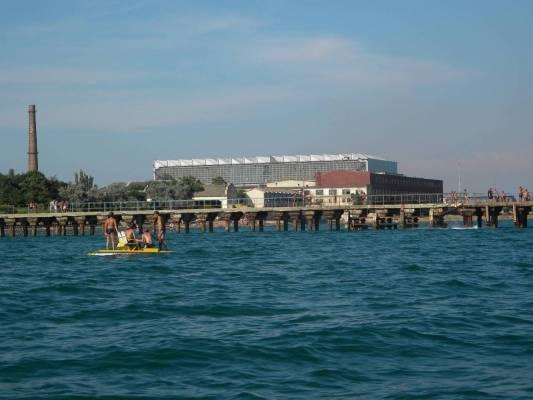 В Крыму модернизируют завод «Море»