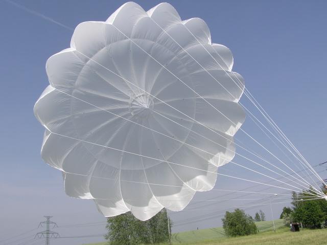 Ивановская область намерена наладить в Крыму совместное производство парашютов