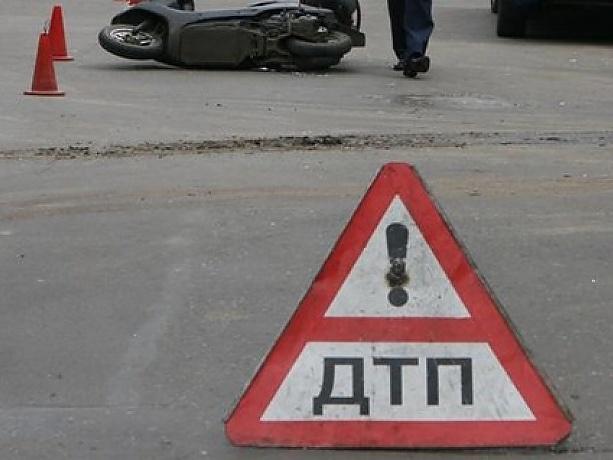 В Бахчисарае нетрезвый водитель мопеда сбил ребенка