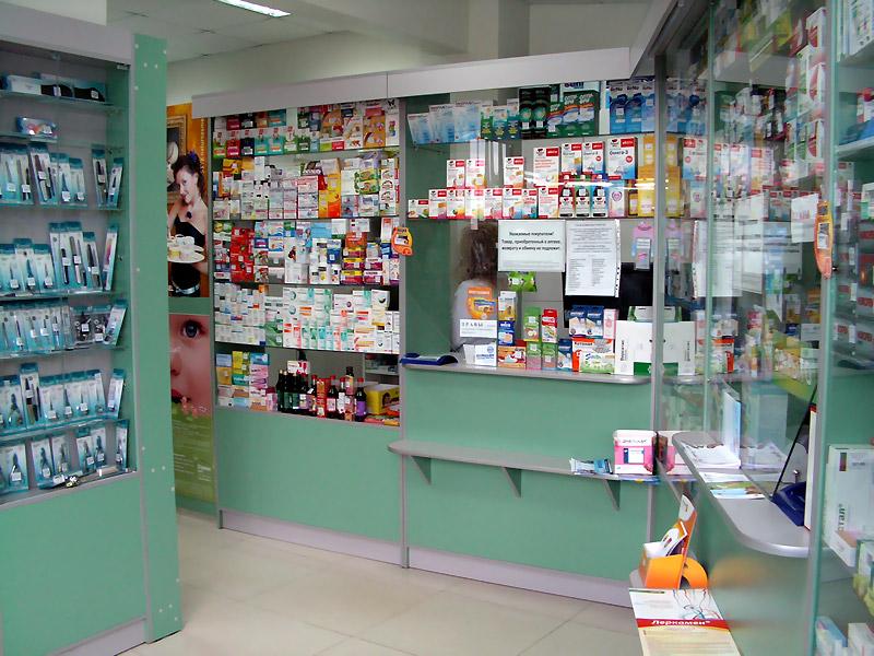 В  аптеках «Крым-Фармации» намерены открыть наркотические комнаты