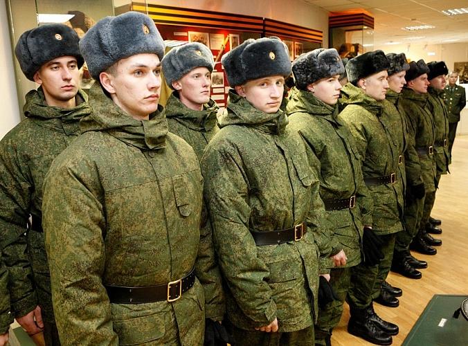 Больше трехсот феодосийских призывников оказались непригодны к службе в армии
