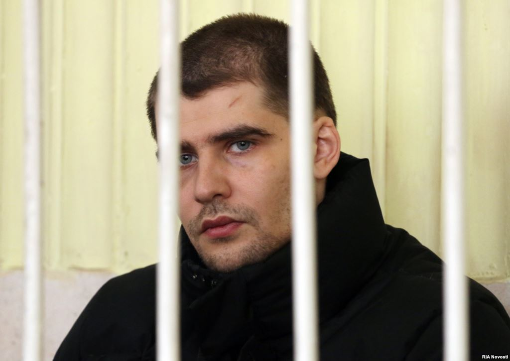 Майдановец Костенко будет сидеть на три месяца меньше
