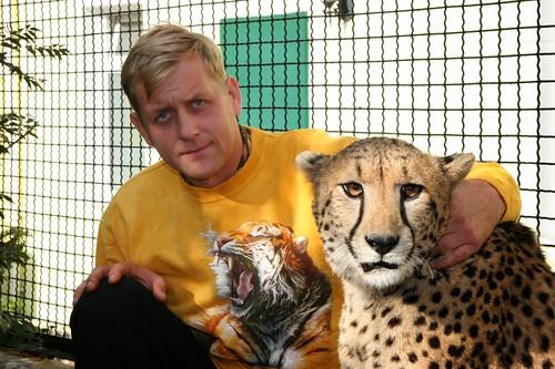 Зубков готов забрать животных из зоопарков Донбасса