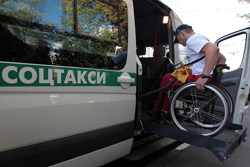 Социальное такси в Феодосии работает в убыток