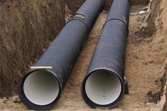Под Феодосией реконструируют судакский водовод