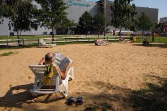 Как провести лето, не выезжая из города?