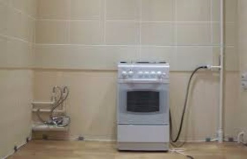 Перенос газовой трубы в квартире