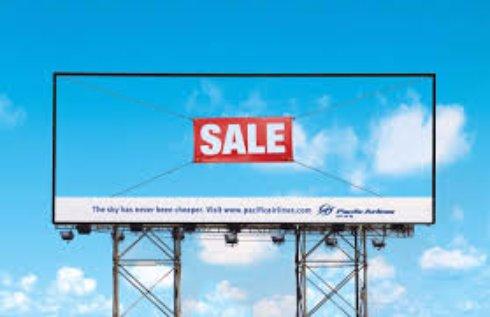 Наружная реклама – разновидности и особенности