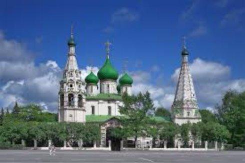 Ярославль – красивый город с тысячелетней историей