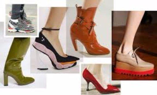 Модная обувь осени 2015 года