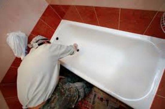 Старая ванна в новом свете. Реставрация ванны