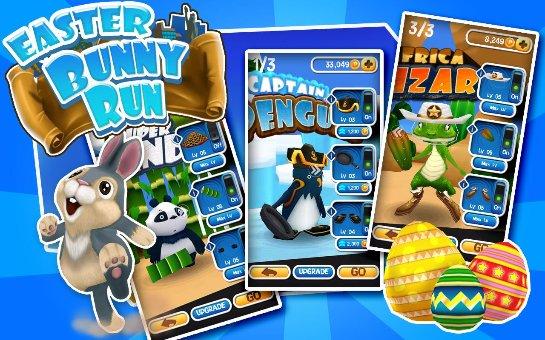 Обзор игры Bunny Run