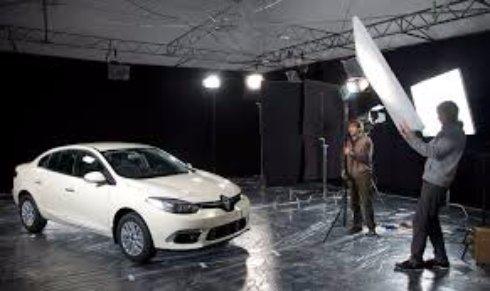Съёмки автомашин в рекламе: секреты эффектного кадра
