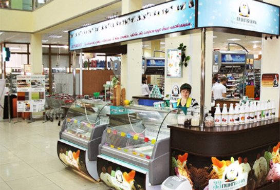 Бизнес идея по открытию кафе-мороженого