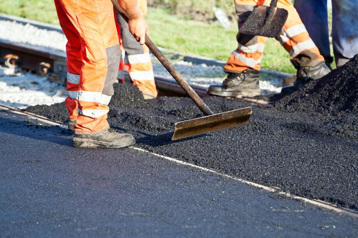 Госсовет в целом доволен ремонтом дороги в крымской столице