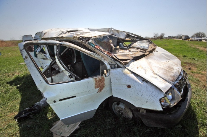 С начала текущего года на дорогах Крыма погибло 57 человек
