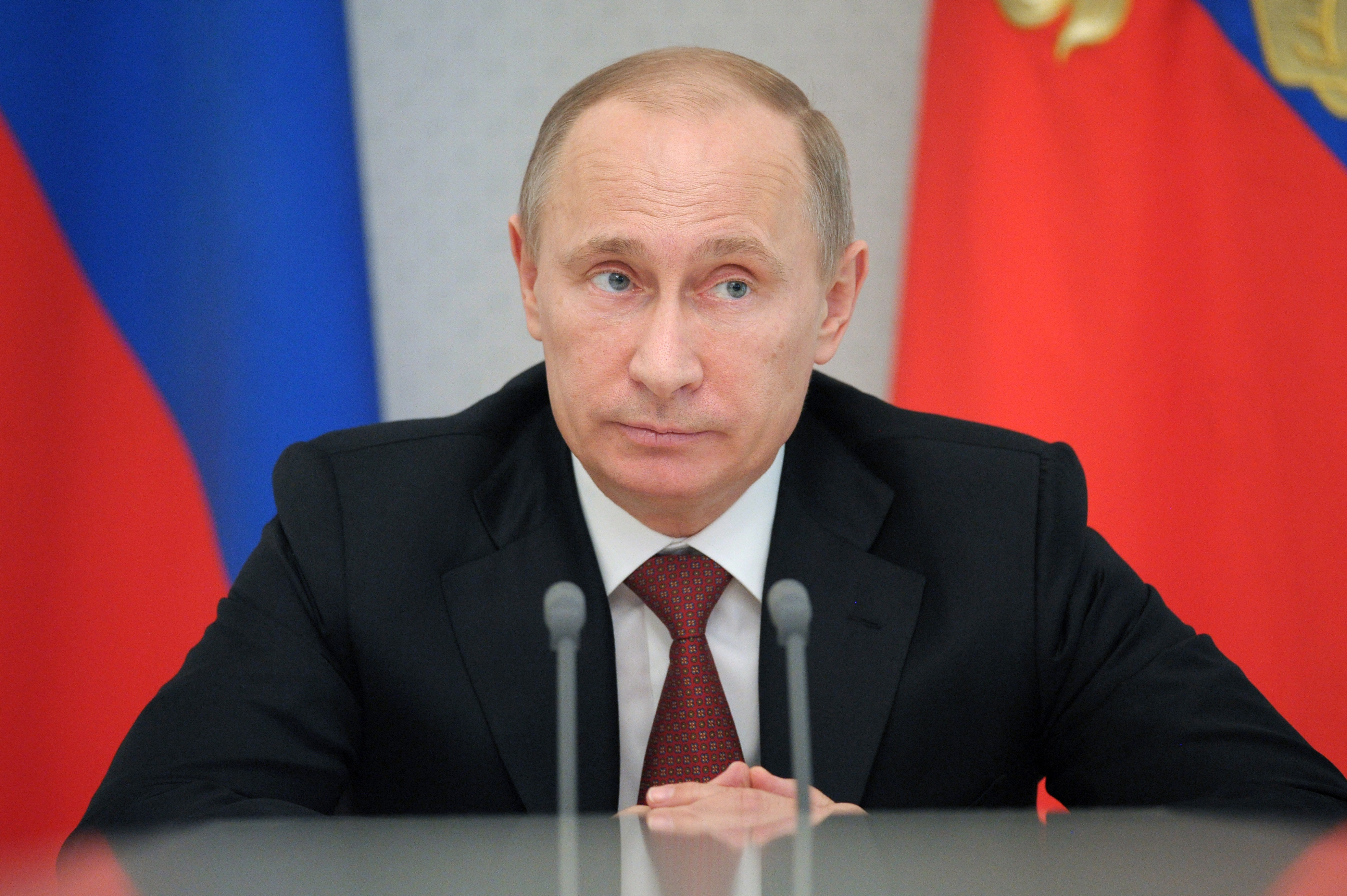 Путин принял участие в праздновании юбилея Русского географического общества
