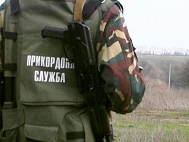 Украинские пограничники забрали у крымчанина машину