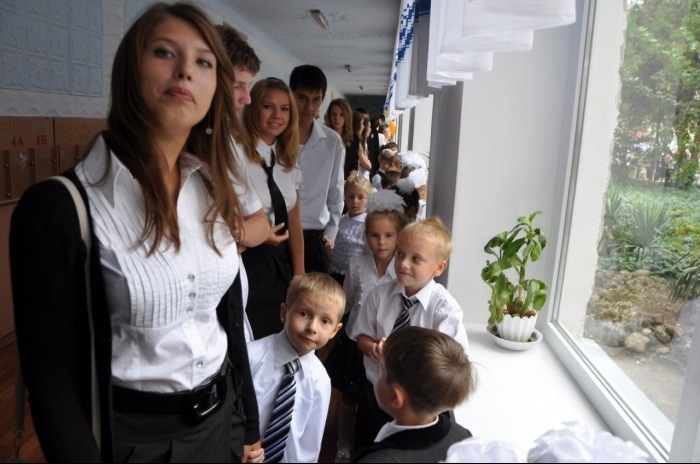 Крымские школьники поступают в училища, чтобы не сдавать ЕГЭ