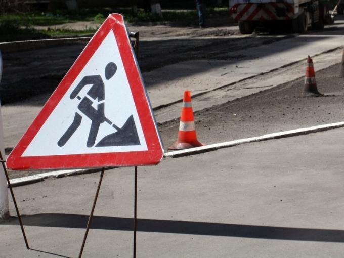 Ремонтировать дороги в крымской столице будут по выходным