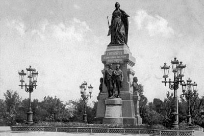 На строительство памятника Екатерине II в Симферополе удалось собрать 10,5 млн. рублей