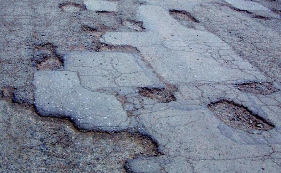 В Симферополе начали ремонтировать улицу Леси Украинки