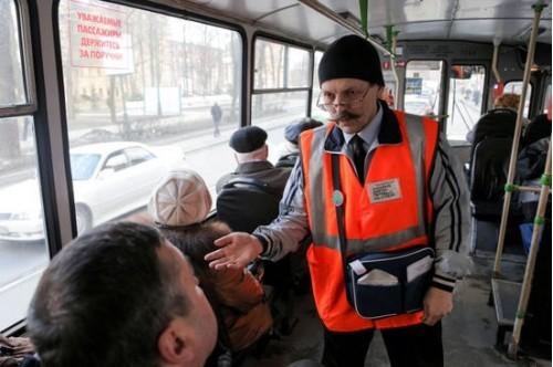 Симферопольские троллейбусы провозят большое количество «зайцев»