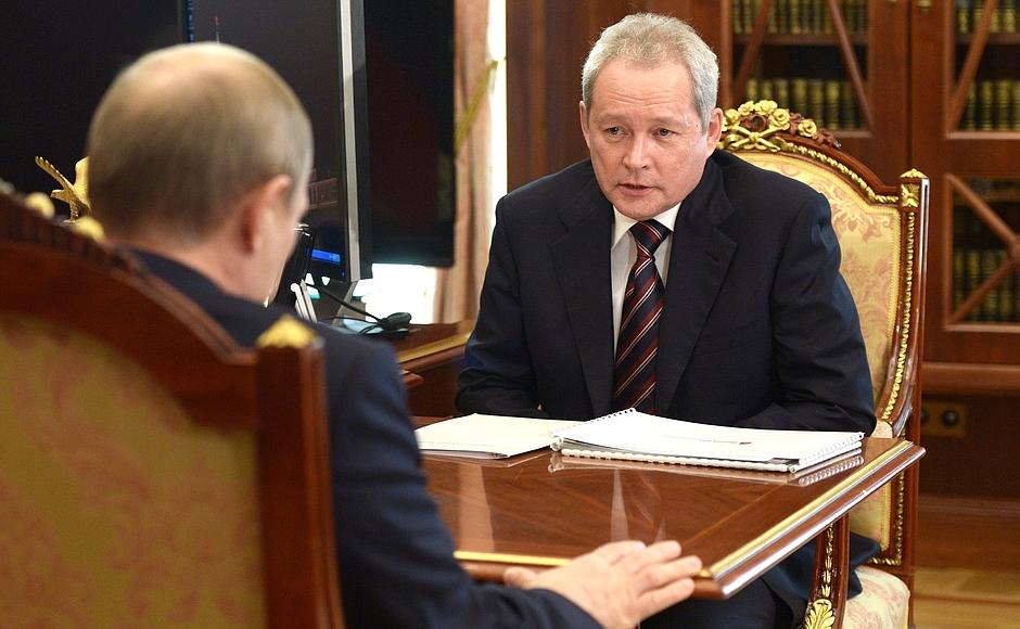 Пермский край будет строить электрогенераторы для Крыма