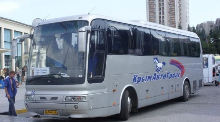 Автобусными перевозками в Крыму воспользовалось уже 2,5 млн. человек
